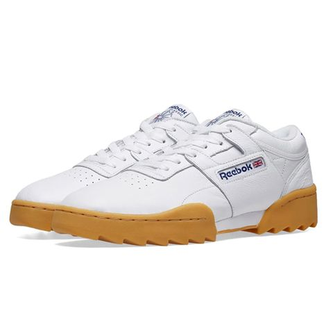 best men's white trainers