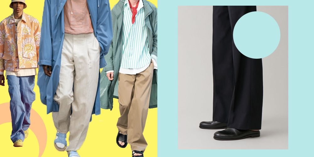 Go Big (And Wide) With Your Summer Trousers