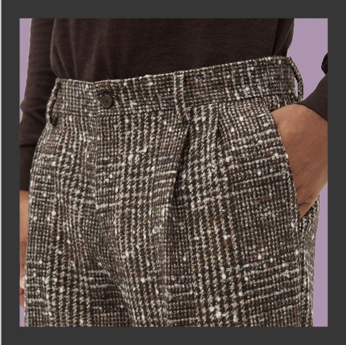 best mens wool trousers