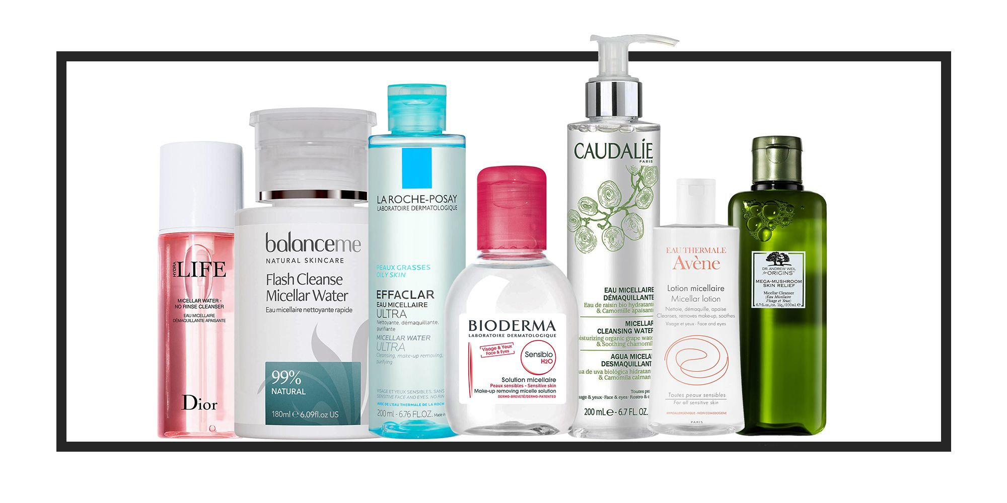 The best micellar waters for a clearer complexion