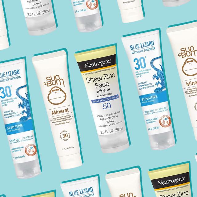 best mineral sunscreens