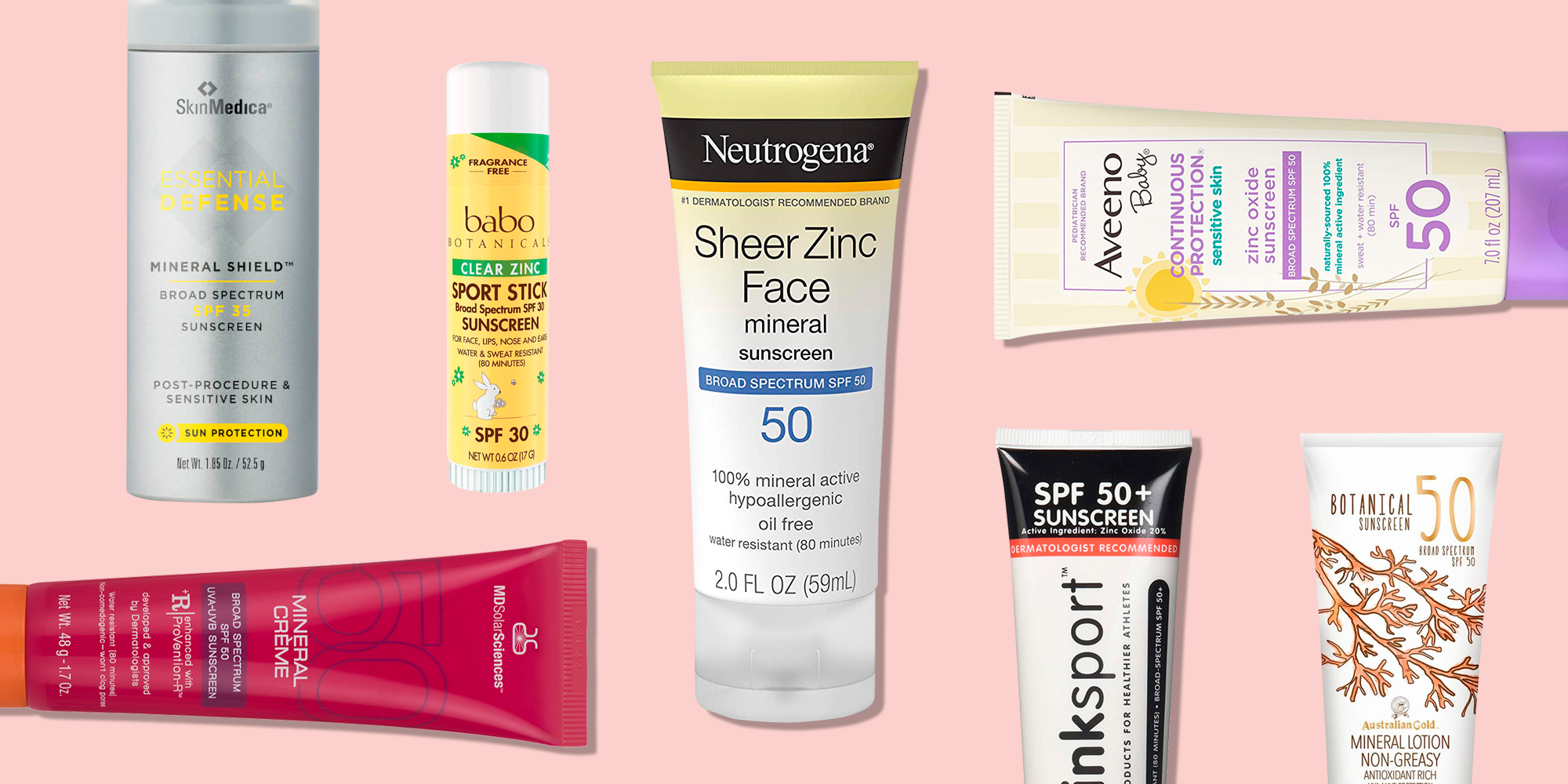 natural sunscreen for face