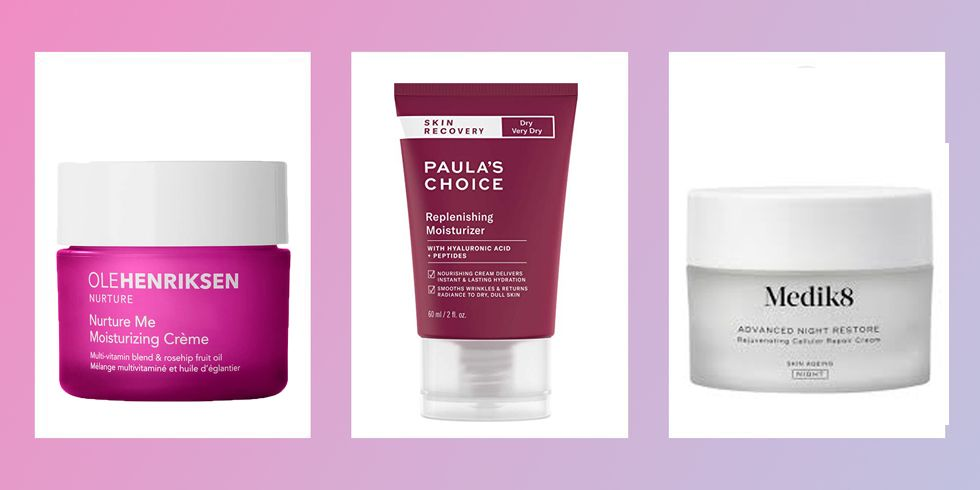 9 of the very best moisturisers for super dry skin