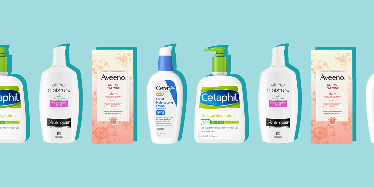 These Moisturizers Won't Cause Breakouts or Feel Heavy on Oily Skin