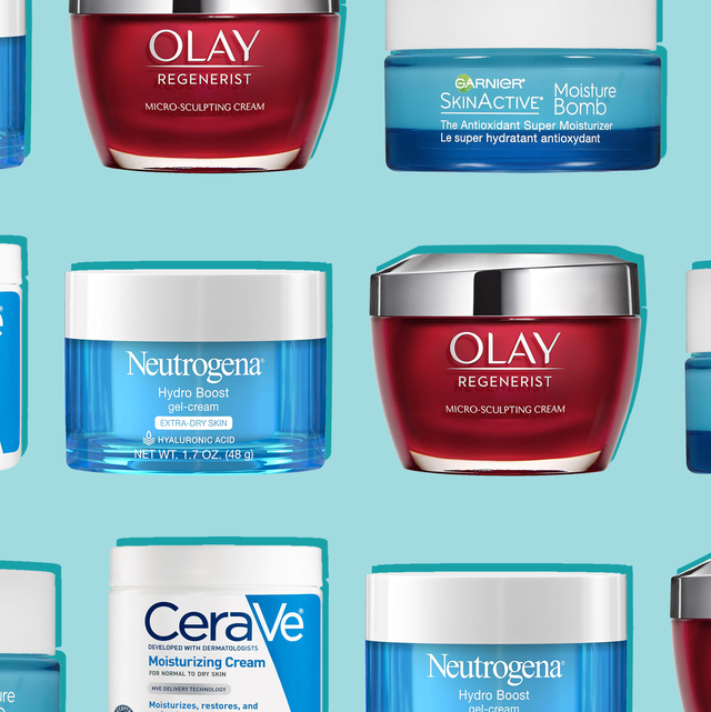 9e78e542e0b1 15 Best Moisturizers for Dry Skin 2019 - Top Hydrating Face Creams