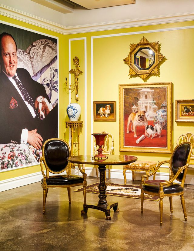 best moments in antiques mario buatta