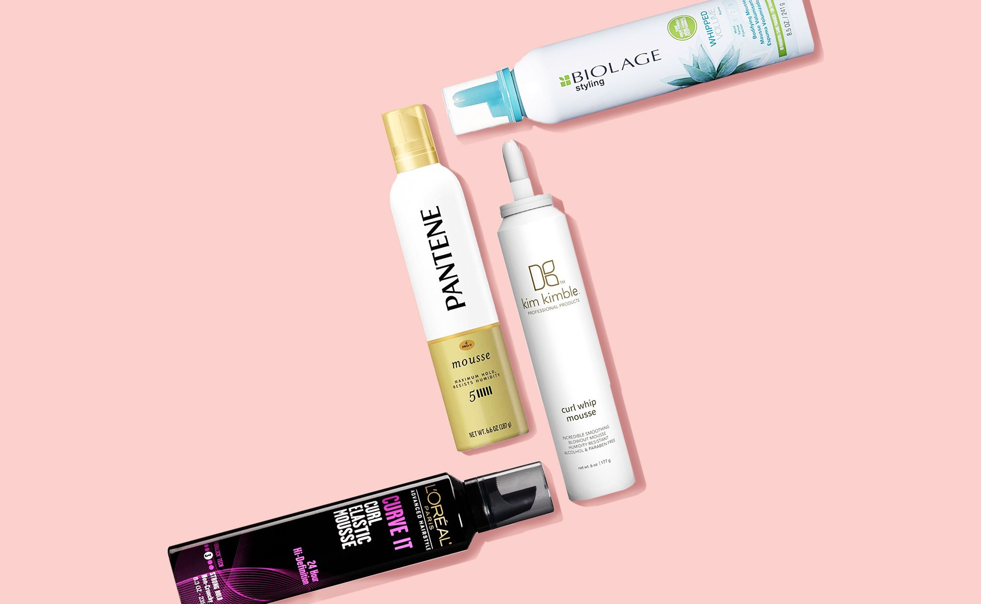 Best Mousses For Curly Hair Of 2020 Top Curl Styling Foams