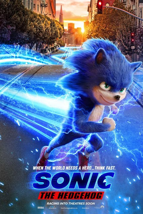 best movies for kids 2020 sonic the hedgehog