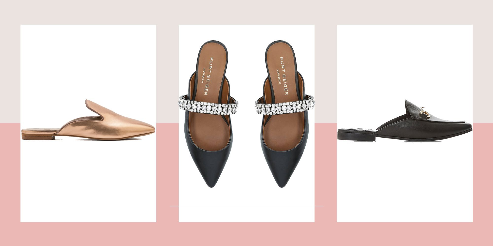 Best Fashion Vintage Back In MulesThe Footwear Trend That's