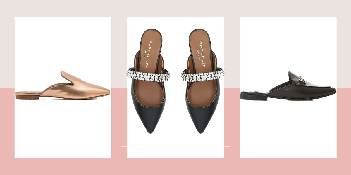 8030a96ac2 Best Mules: The vintage footwear trend that's back in fashion