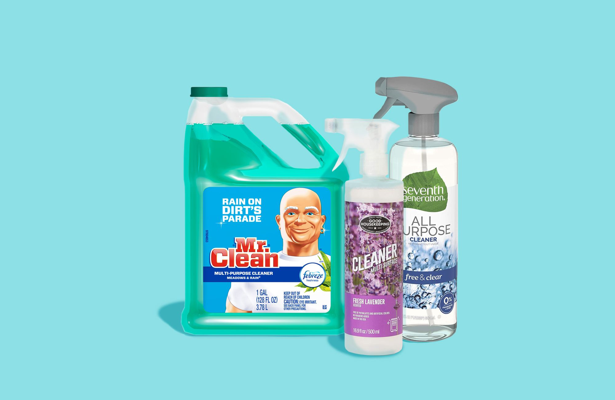 8 Best Multi Purpose Cleaners Of 2020