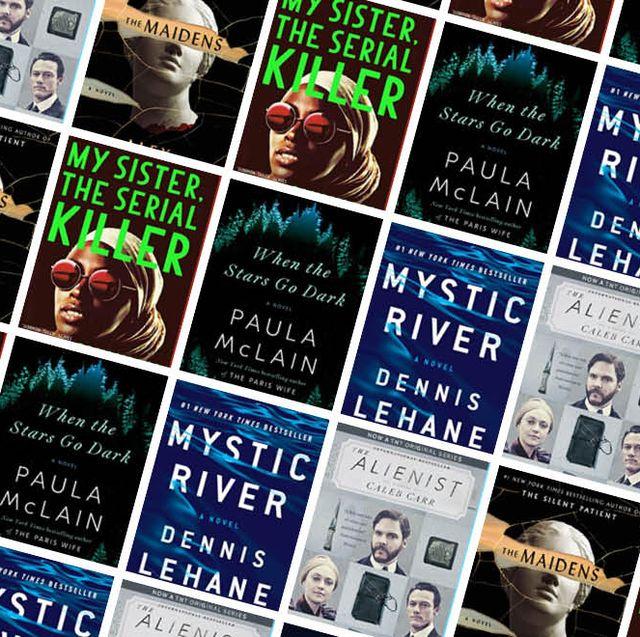 the best murder mystery books
