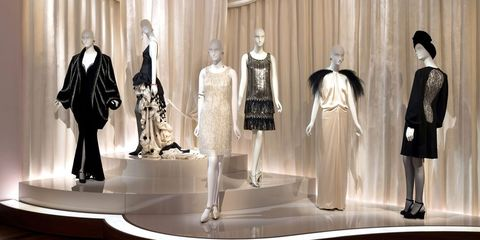 54fc088f18b83 Best Museum Exhibits For Fashion History - History Of Fashion