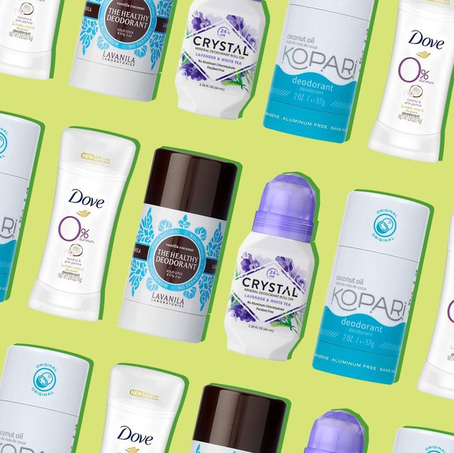 14 Best Natural Deodorants for Women in