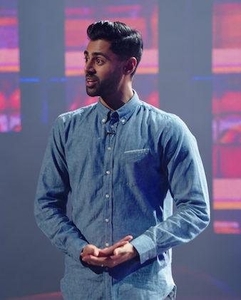 hasan minhaj homecoming king