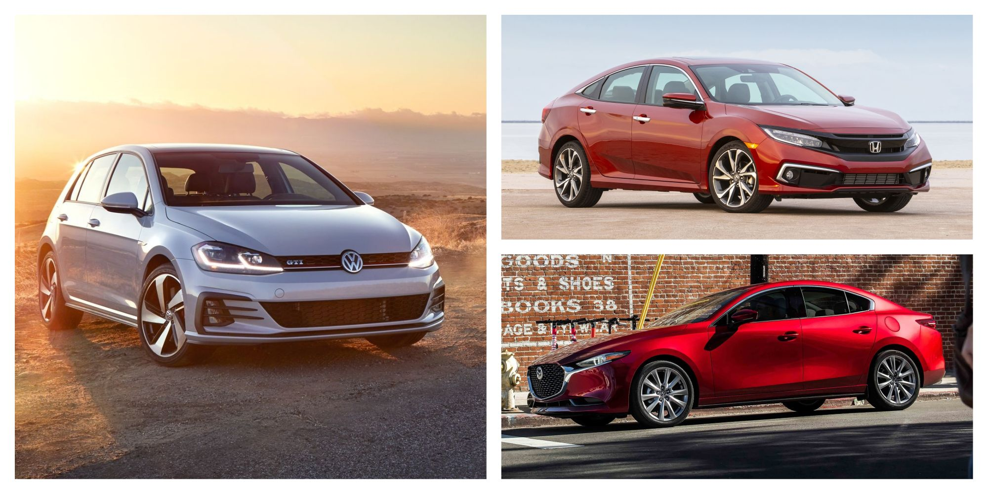 Every New Compact Car You Can Buy In 2021