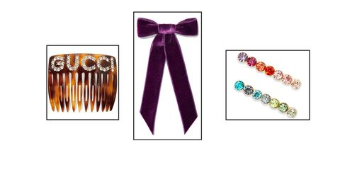 best party hair accessories
