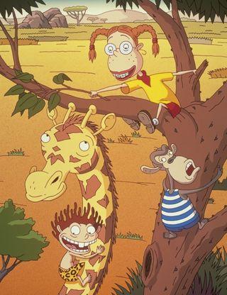 17 Iconic Nickelodeon Cartoons The Best Nickelodeon Cartoons 2000s