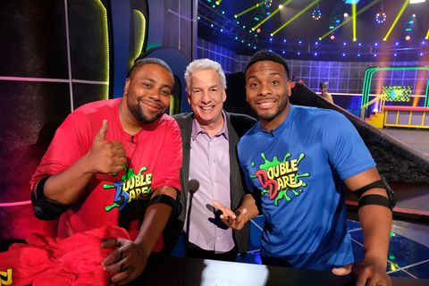 Best Nickelodeon Game Shows Double Dare