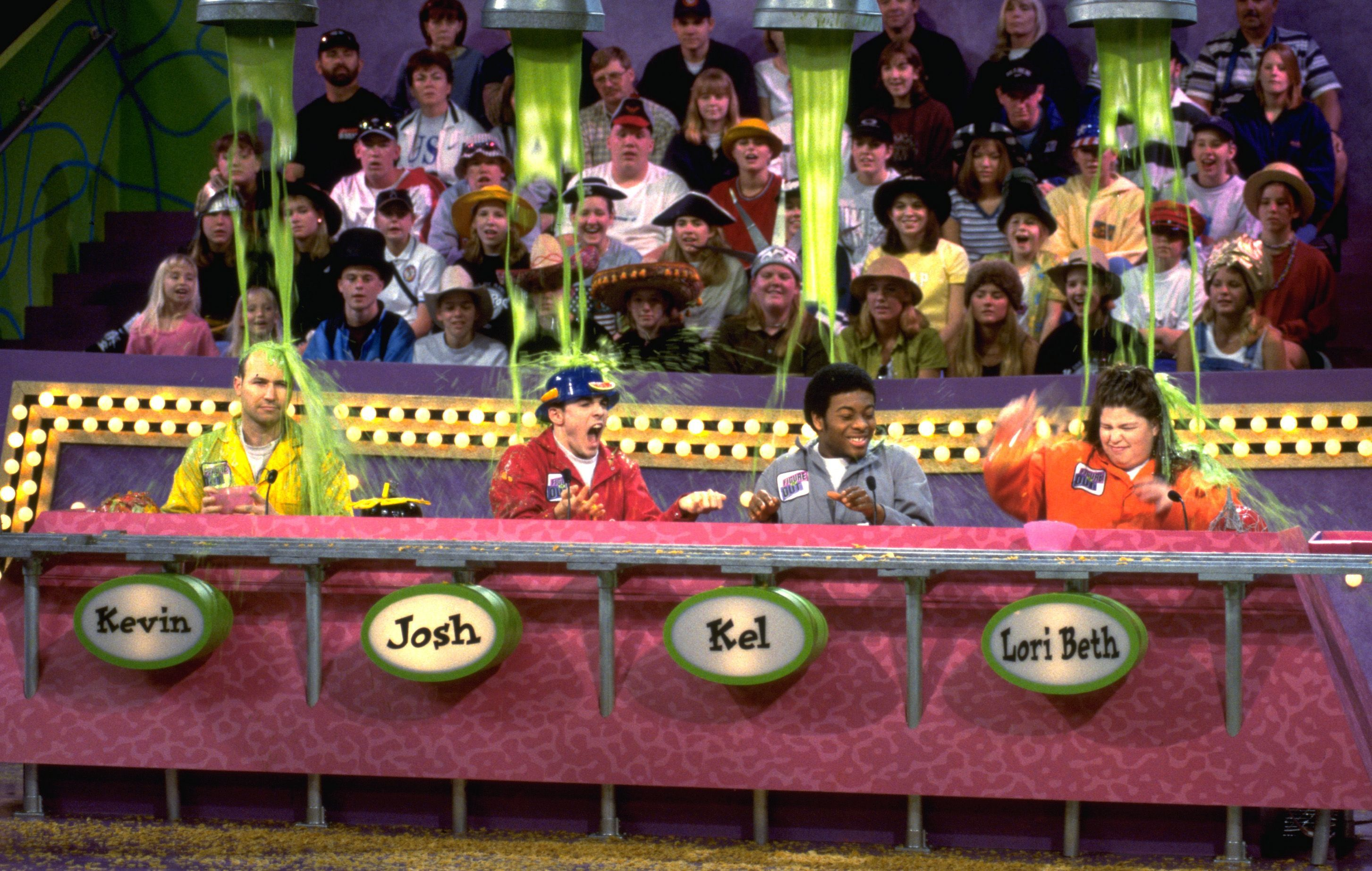 Best Nickelodeon Game Shows Figure It Out