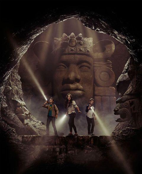 Best Nickelodeon Movies Legends of the Hidden Temple