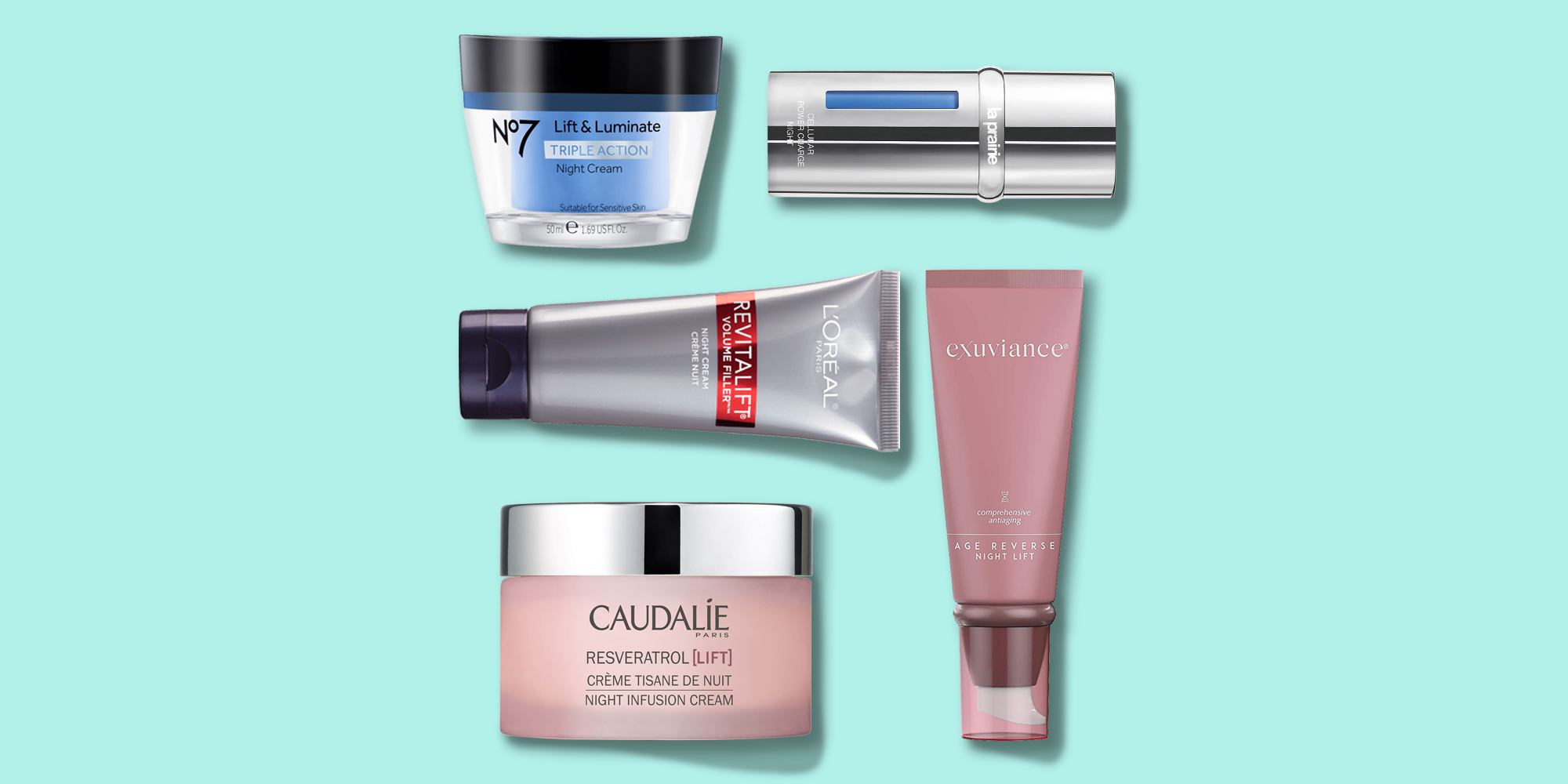 12 Best Night Creams 12 - Top Overnight Creams for Anti-Aging