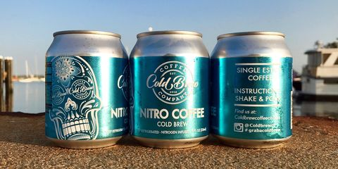 Best Nitro Cold Brew Brands