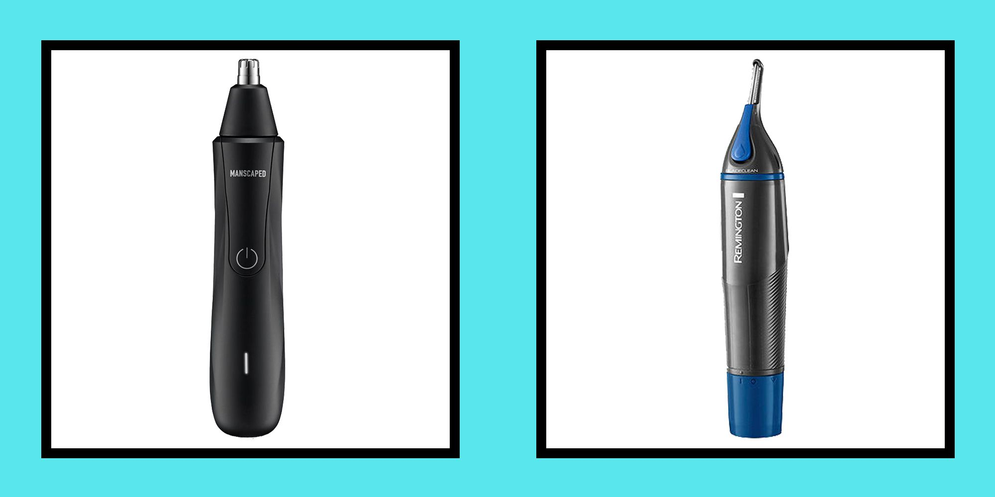 9 best nose hair trimmers for neatening up those nostrils ASAP