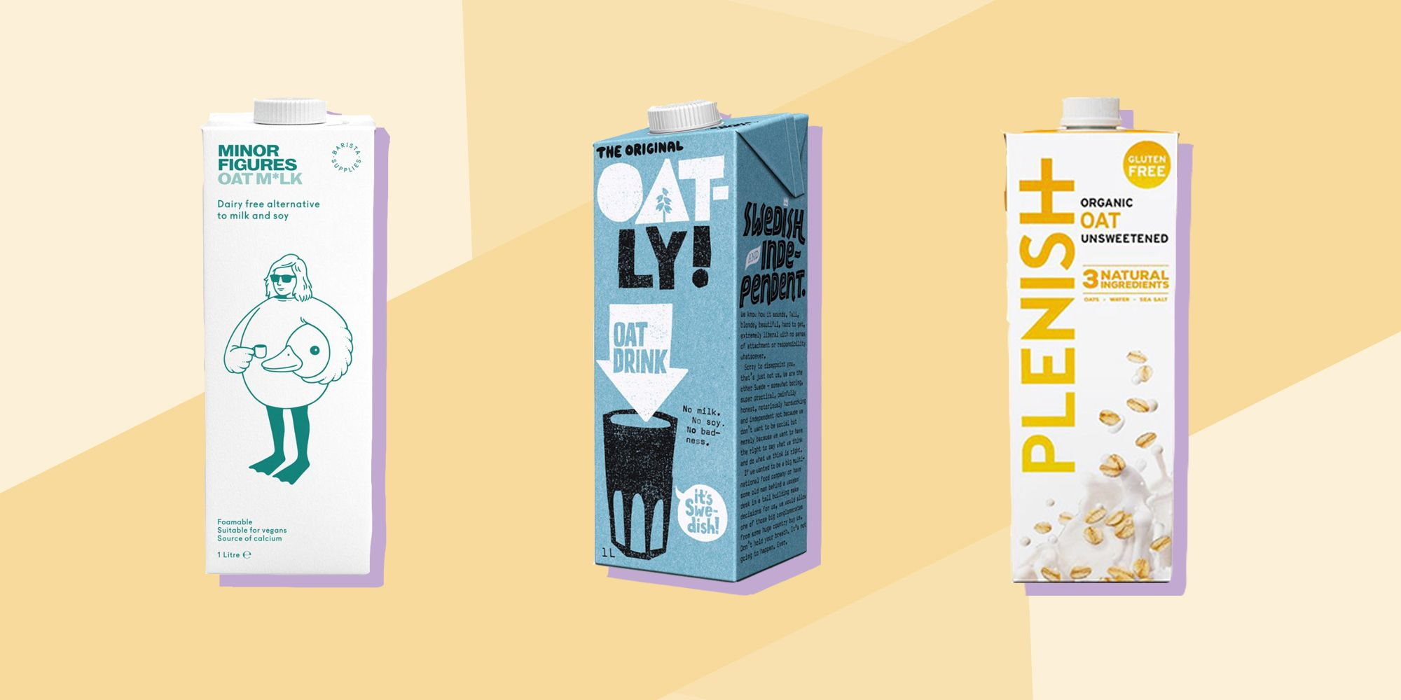WH Taste Tested: 9 Best Oat Milks in the Shops Now