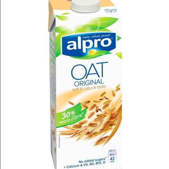 Best Oat Milks