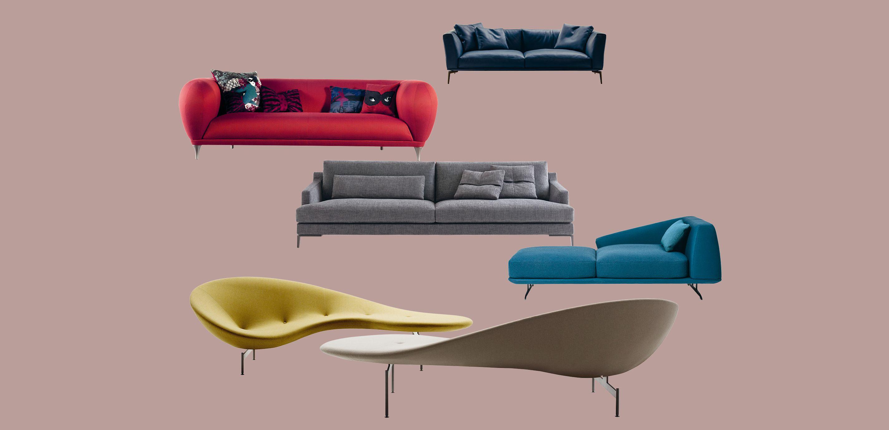 Divani Contemporanei 25 Modelli Di Design Che Apprezzerai