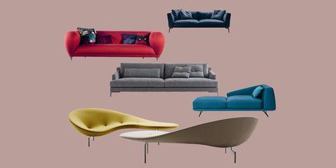 Divani Moderni Semicircolari.Divani Contemporanei 25 Modelli Di Design Che Apprezzerai