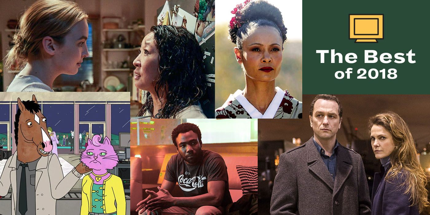 24 Best Tv Shows Of 2018 Top New Tv Series To Watch Now
