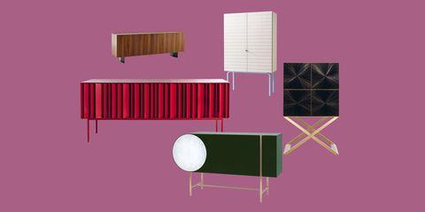 Mobili contenitori 12 idee per arredare la zona giorno - Mobili contenitori design ...