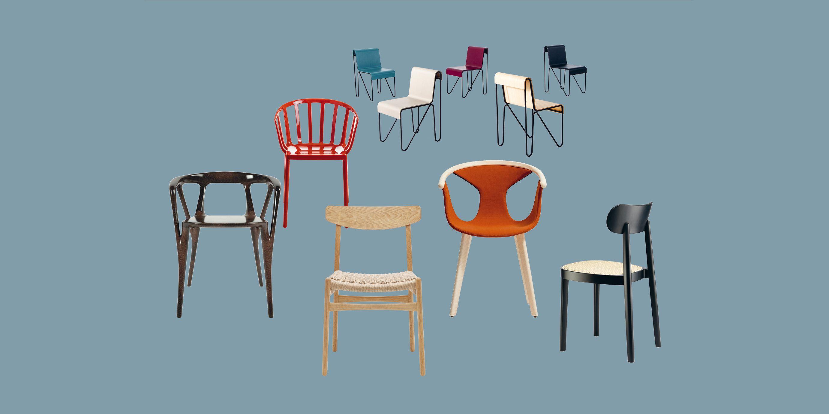 Sedie moderne, tutti i modelli perfetti per arredare il soggiorno