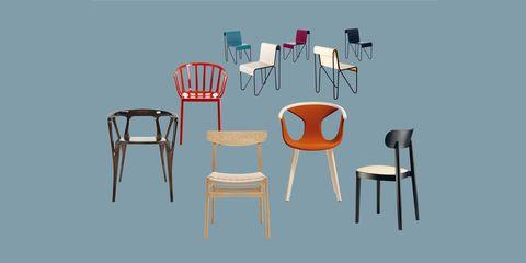 Sedie moderne per soggiorno e pranzo: 11 modelli comodi e ...