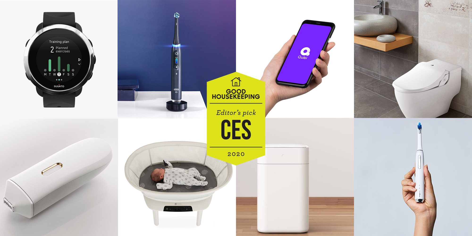 The Best of CES Awards 2020, According to GH Experts