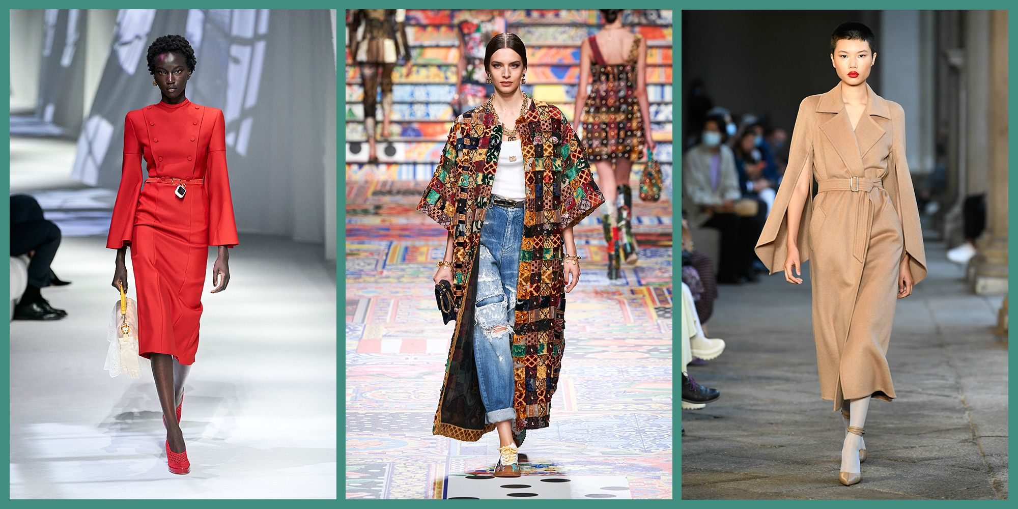 The Best Looks from Spring 8 Milan Fashion Week