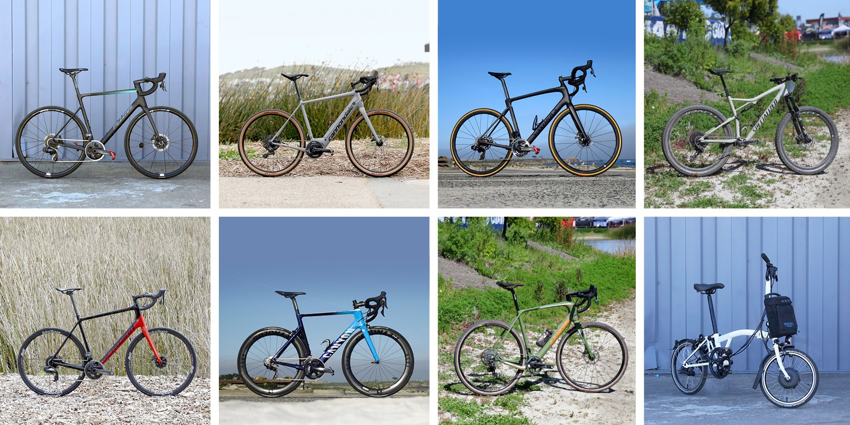The Hottest New Bikes Right Now