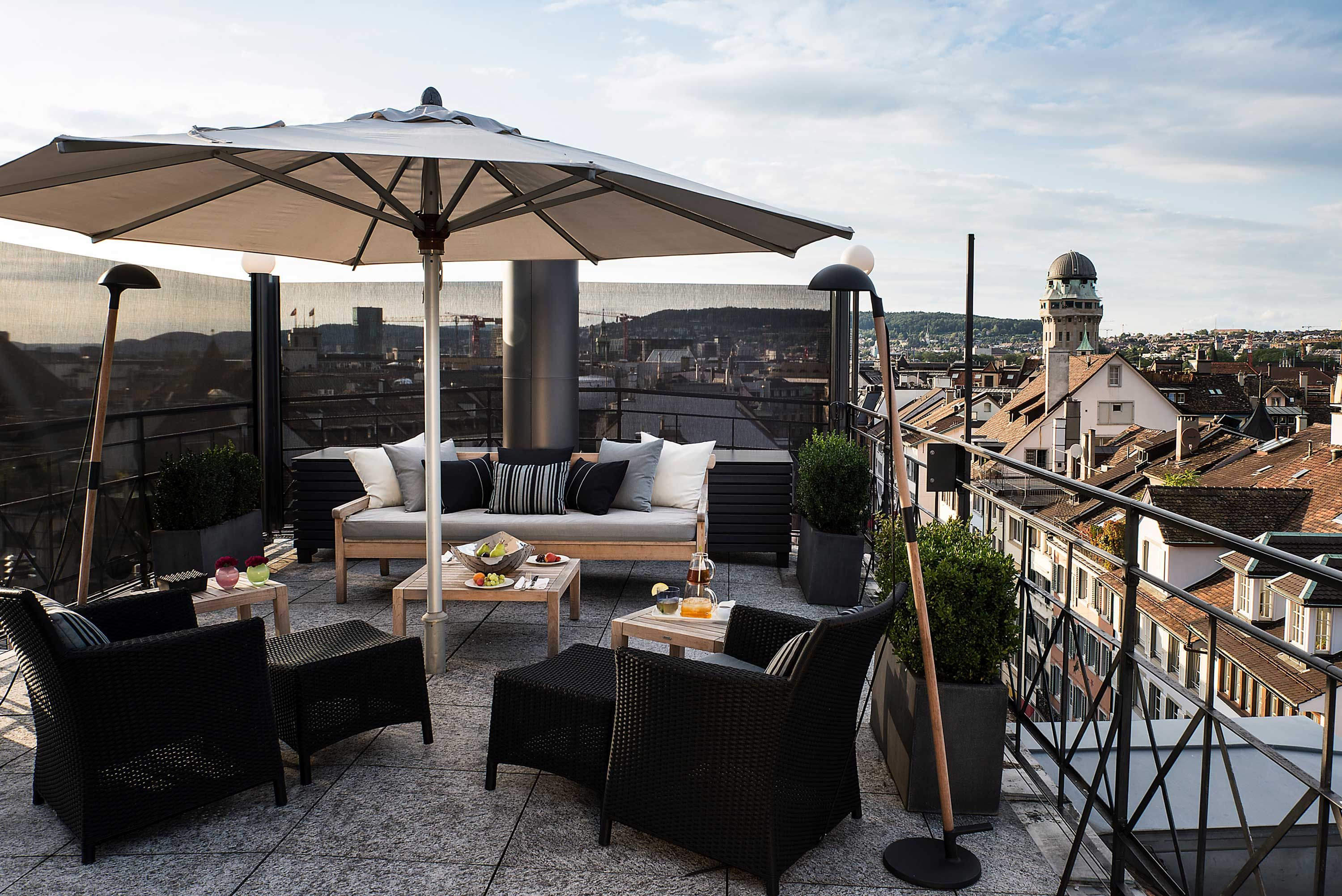 Experience Zürich's lively lifestyle from the heart of its Old Town