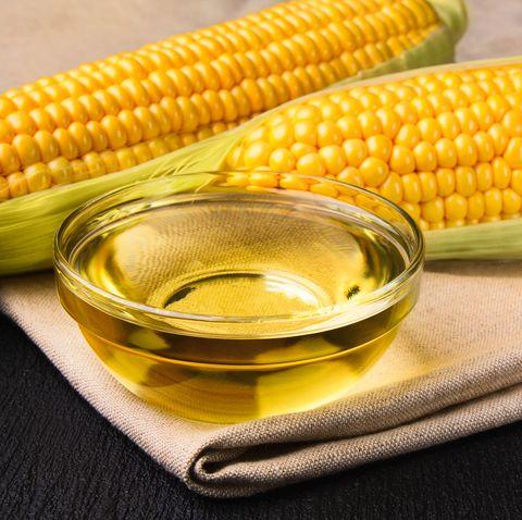 best oil for frying corn oil