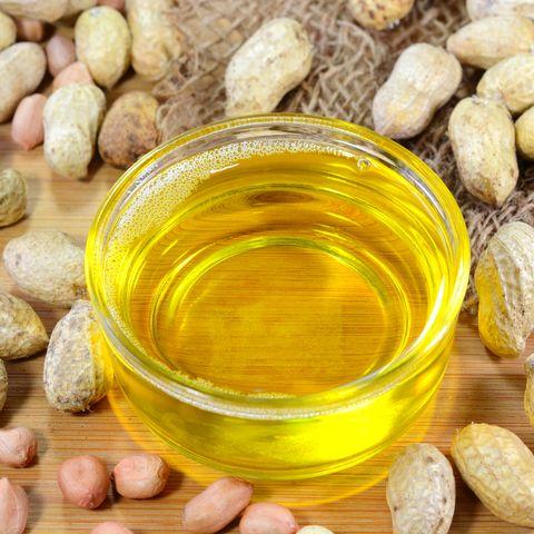 best oil for frying peanut oil