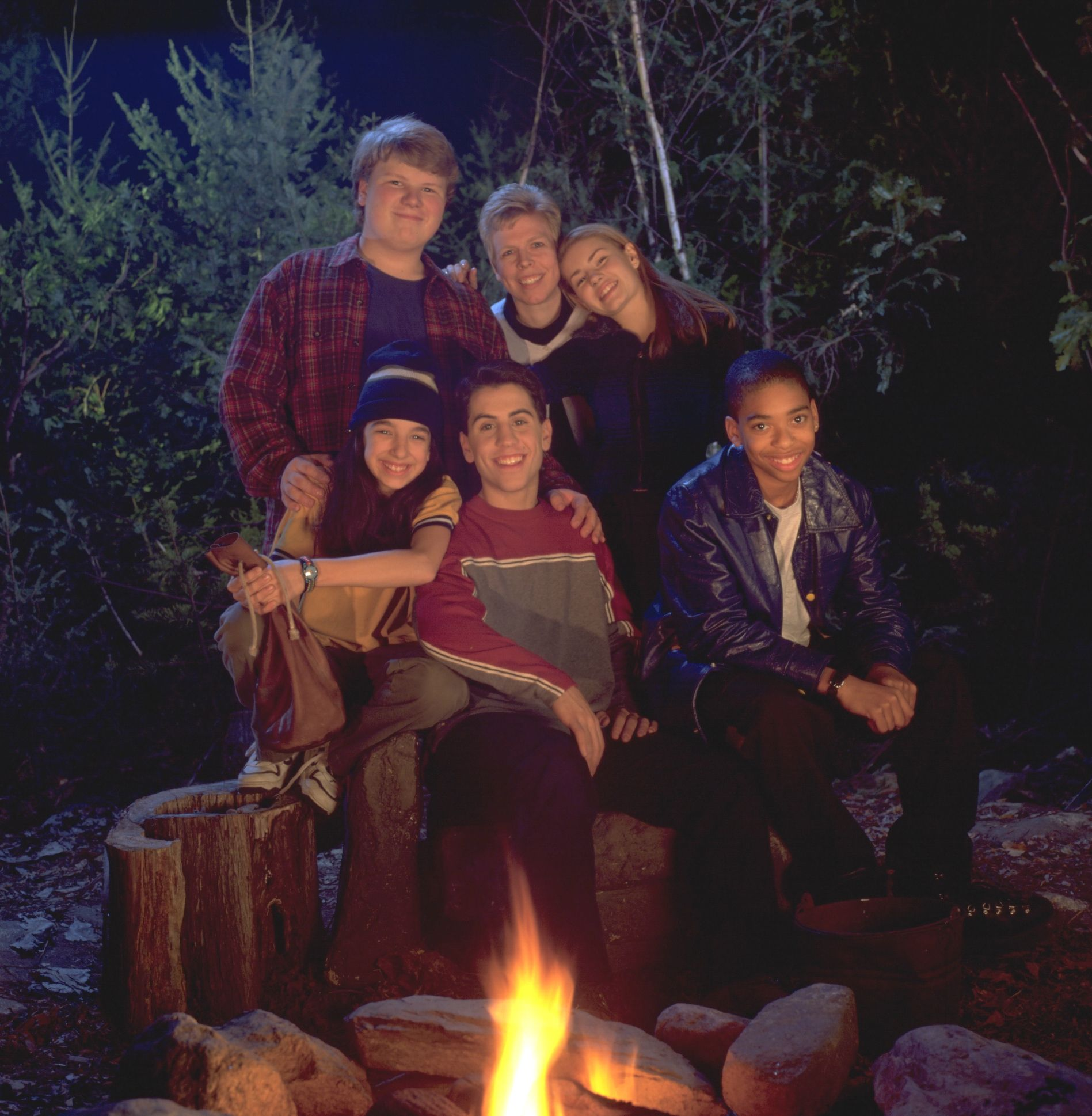 Best Old Nickelodeon Shows Are You Afraid of the Dark?