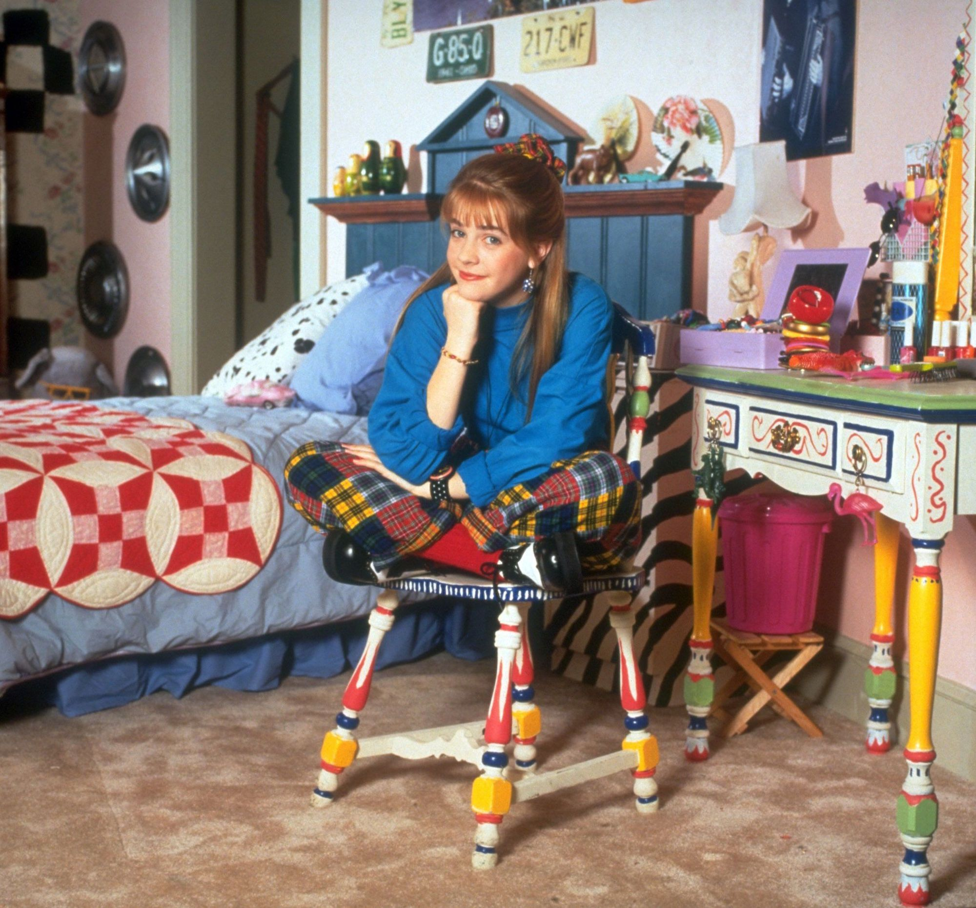 Best Old Nickelodeon Shows Clarissa Explains It All