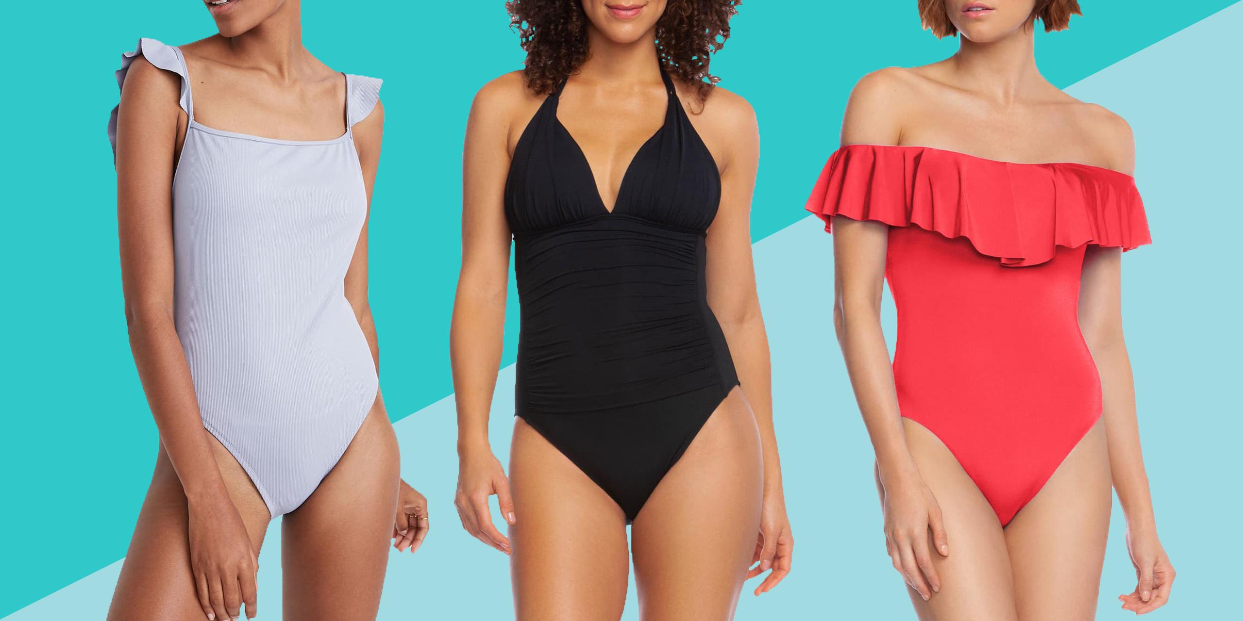 adidas swimming costume amazon