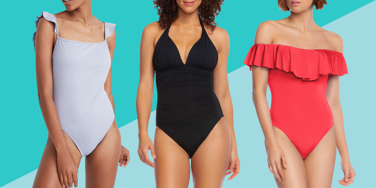 18 Best One-Piece Swimsuits for Women - Trendy Swimsuits for Summer 2020