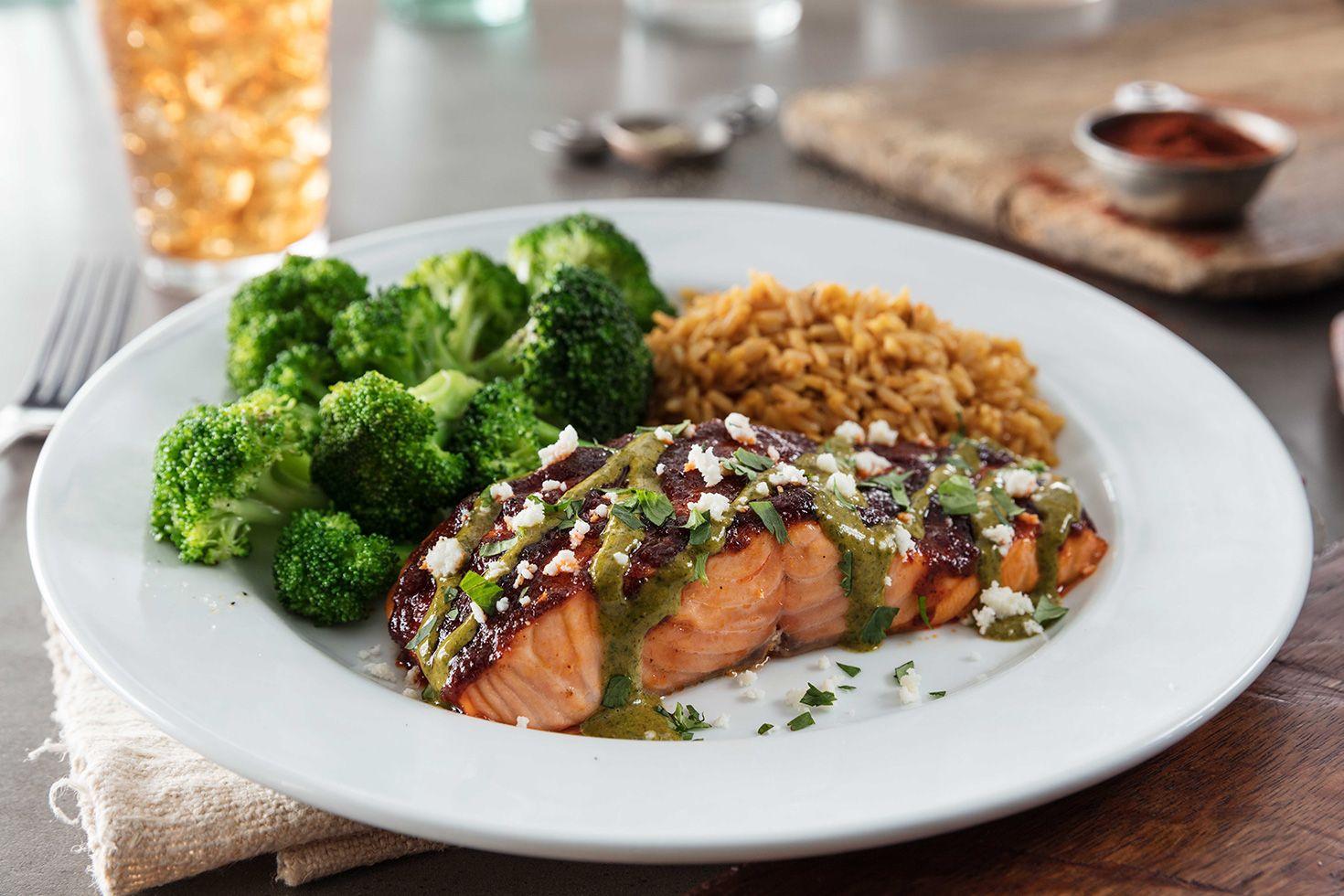 chili's ancho salmon