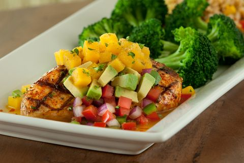 chili's mango-chile chicken