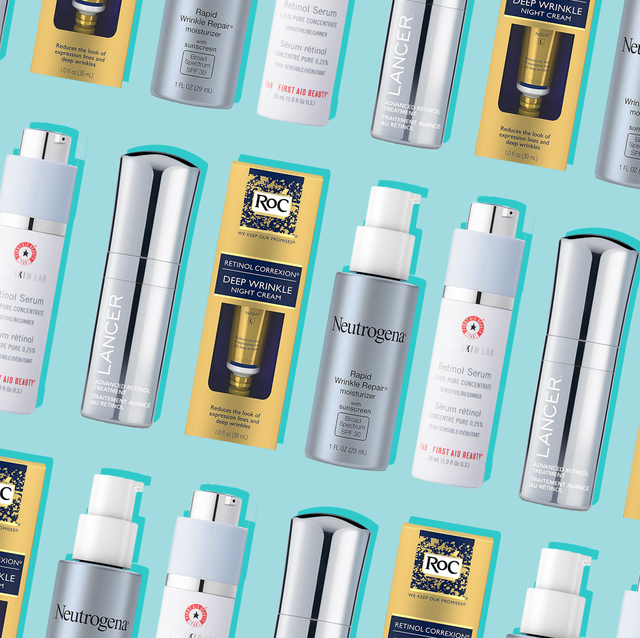 16 Best Otc Retinol Creams And Serums In 2020 Per Dermatologists