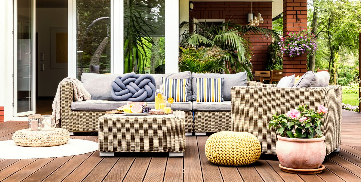 Spruce Up Your Patio With This Stylish Outdoor Furniture